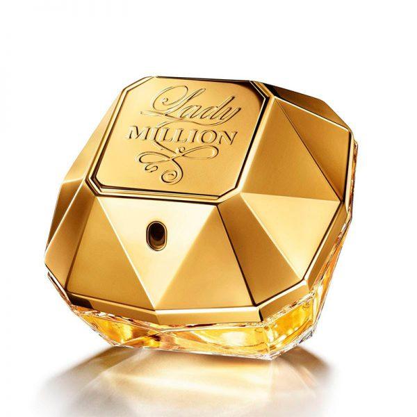 Perfume de mujer Paco Rabanne lady million