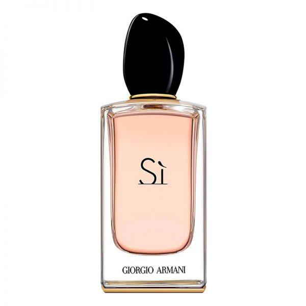 perfume de mujer giorgio armani si