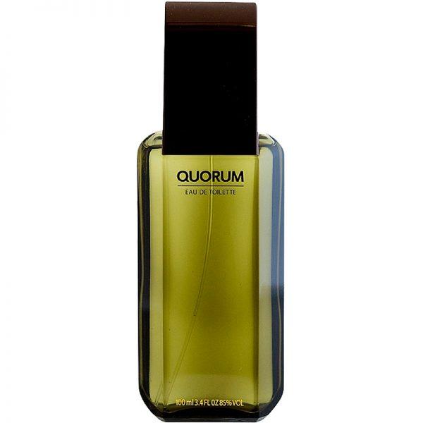 perfume para hombre puig quorum