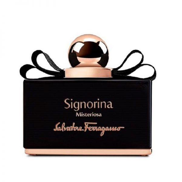 perfume de mujer salvatore ferragamo signorina misteriosa