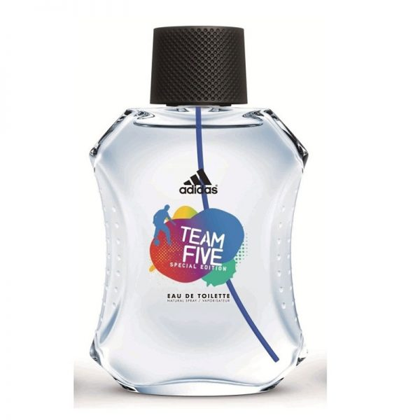Perfume para hombre Adidas team five