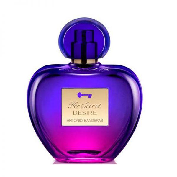 Perfume de mujer Antonio Banderas Her Secret Desire