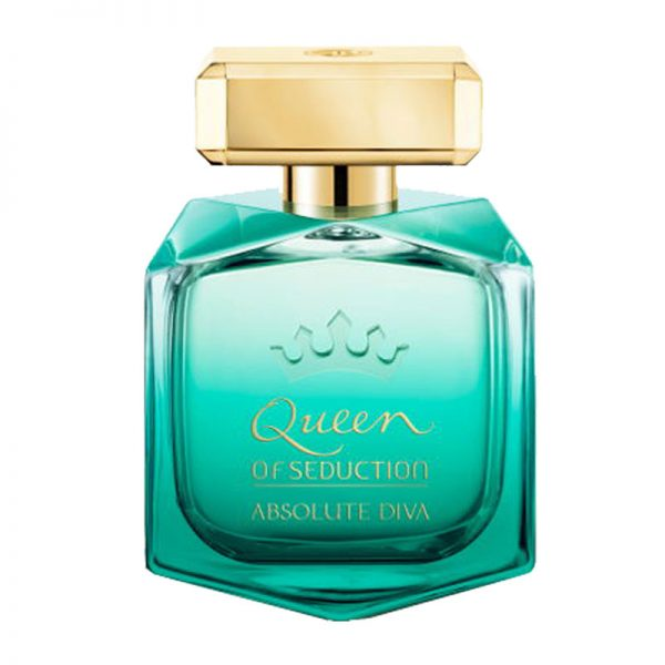 Perfume de mujer Antonio Banderas Queen Of Seduction Absolute Diva