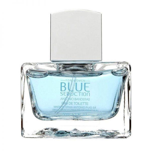 Perfume de mujer Antonio Banderas Seduction Blue