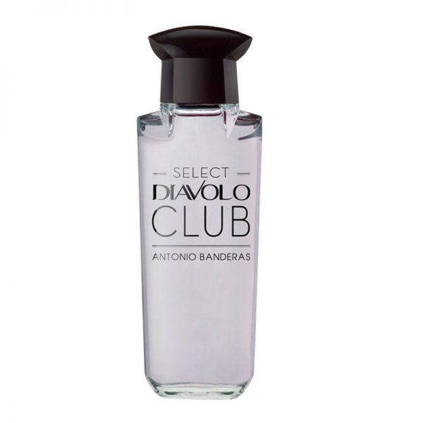 Perfume para hombre Antonio banderas diavolo select club