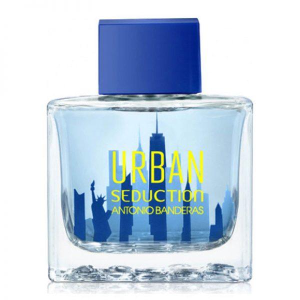 Perfume para hombre Antonio banderas urban seduction blue