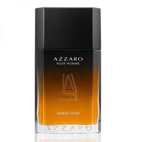 Perfume para hombre Azzaro amber fever