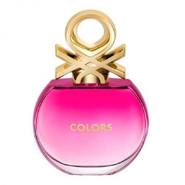 Perfume de mujer Benetton Colors Pink