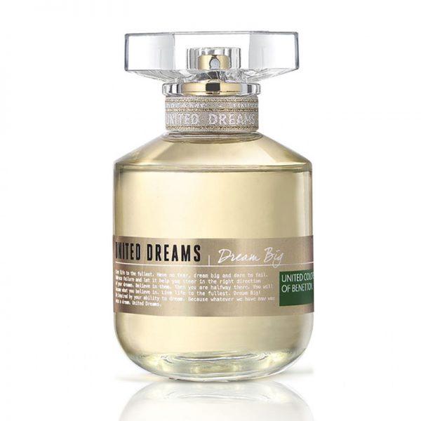Perfume de mujer Benetton United Dreams Dream Big
