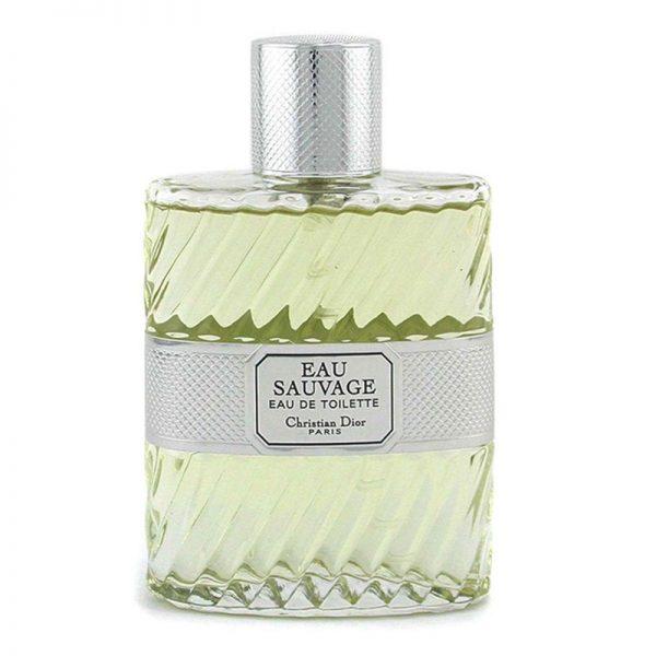 Perfume para hombre Christian dior eau sauvage