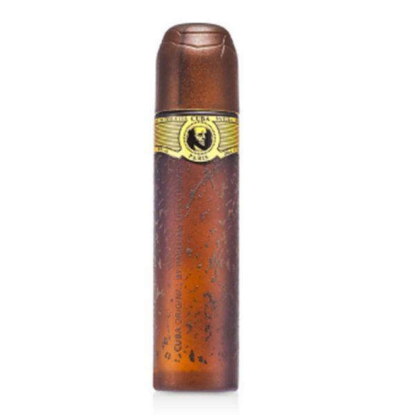 Perfume para hombre Cuba gold