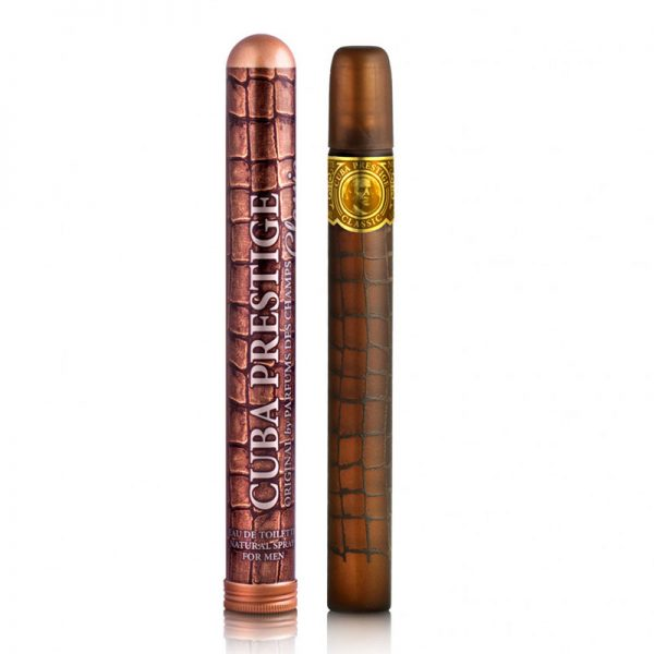 Perfume para hombre Cuba prestige classic