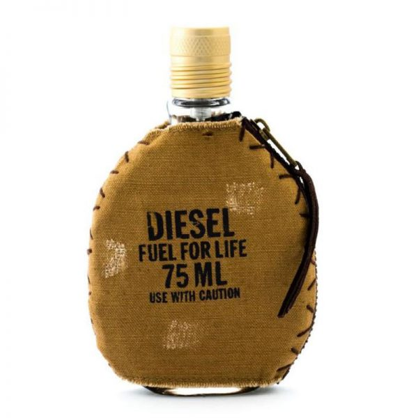 Perfume para hombre Diesel fuel for life