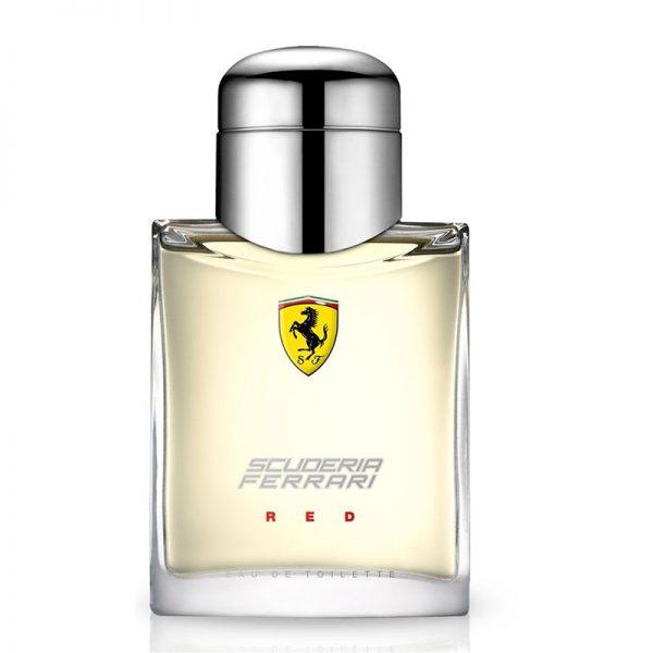 Perfume para hombre Ferrari red scuderia