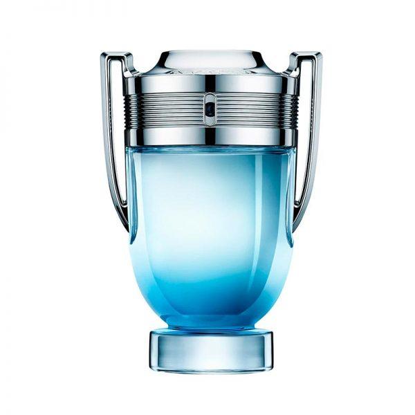 Perfume de caballero invictus aqua