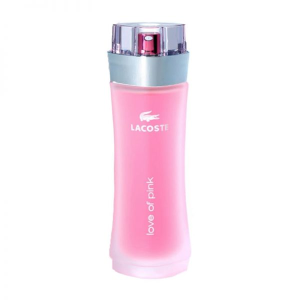 PERFUME DE MUJER LACOSTE LOVE OF PINK