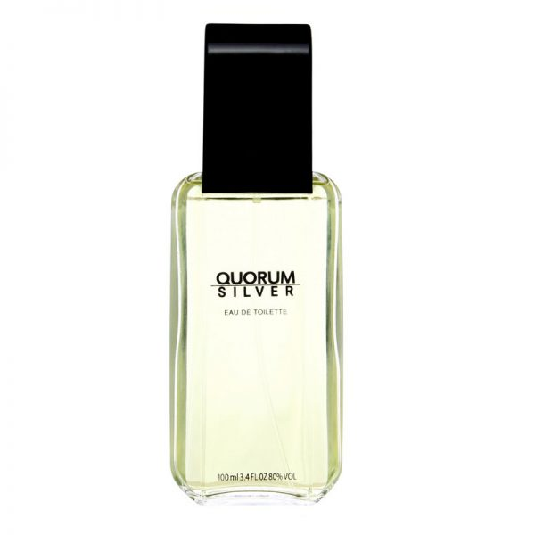 Perfume para hombre Puig Quorum Silver