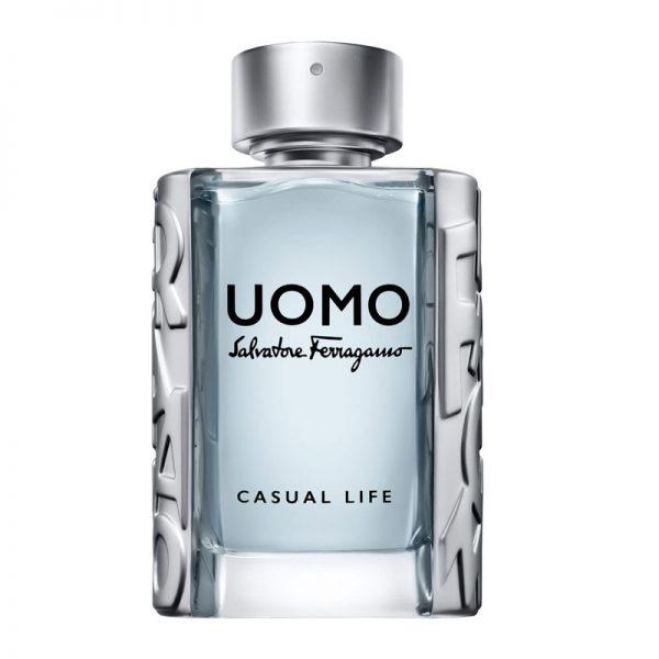 Perfume para hombre Salvatore Ferragamo Uomo Casual Life