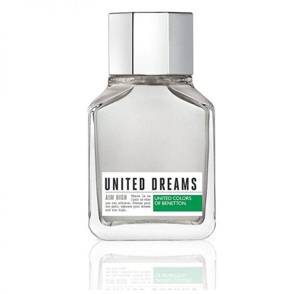 perfume para hombre benetton aim high