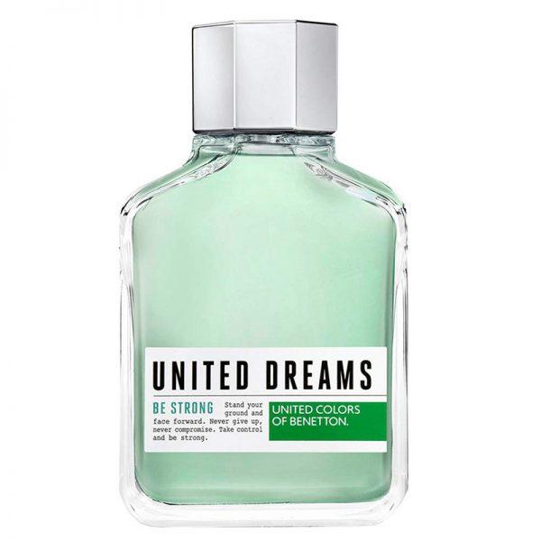 perfume para hombre benetton be strong
