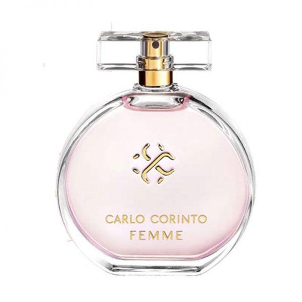 perfume de mujer carlo corinto femme