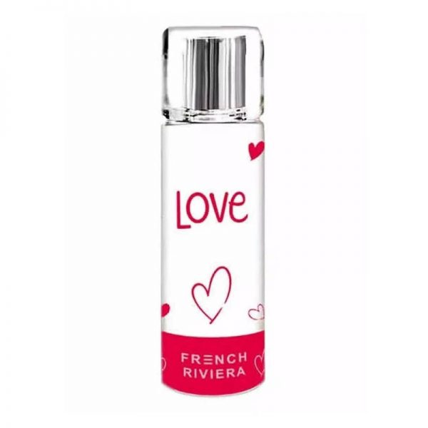 perfume de mujer carlo corinto french riviera love