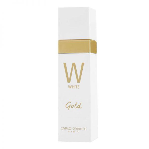 perfume de mujer carlo corinto w white gold
