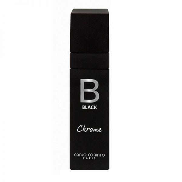 perfume para hombre corinto black chrome