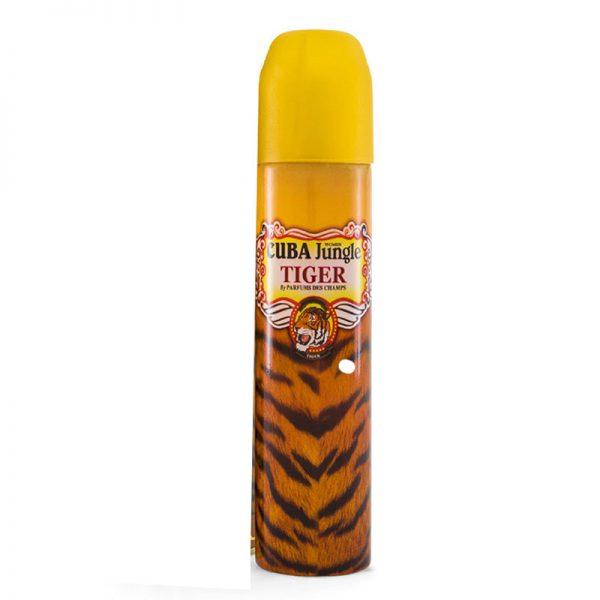 perfume de mujer cuba tigre