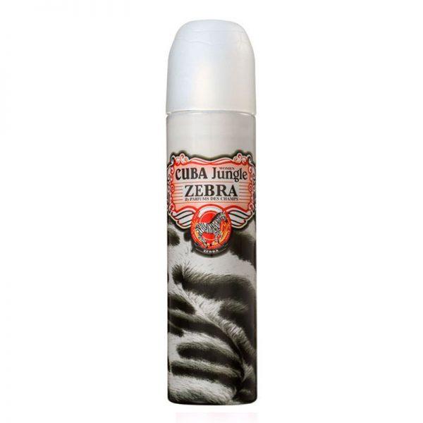 perfume de mujer cuba zebra