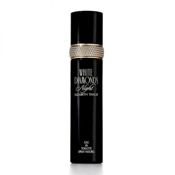 perfume de mujer elizabeth taylor white diamonds night
