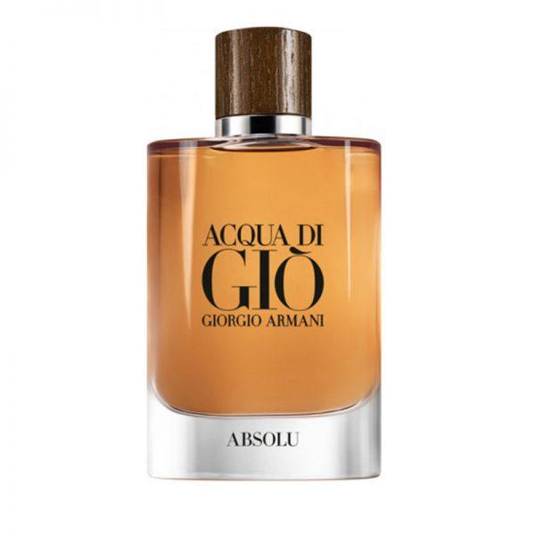 perfume para hombre giorgio armani acqua di gio absolu