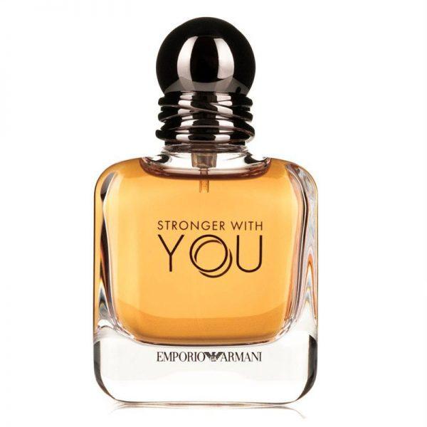 perfume para hombre giorgio armani stronger with you