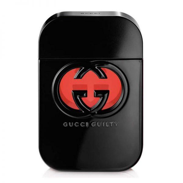 perfume de mujer gucci guilty black