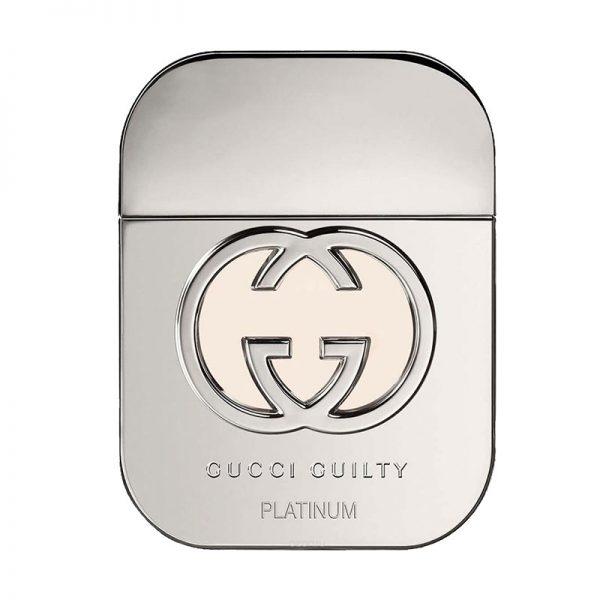 perfume de mujer gucci guilty platinum edition