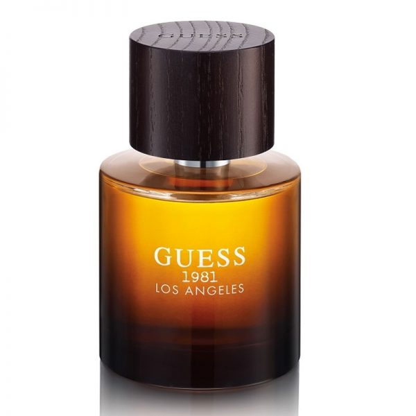 perfume para hombre guess 1981 los angeles