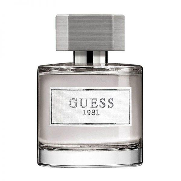 perfume para hombre guess 1981