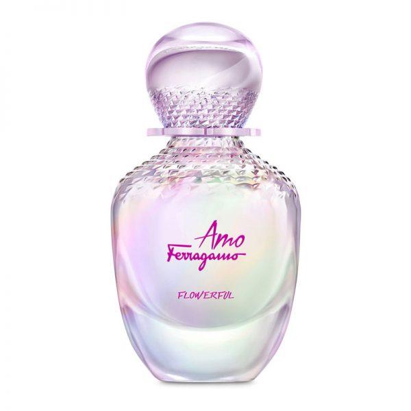 perfume de mujer salvatore ferragamo amo flowerful