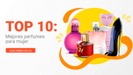 portada miniatura los mejores perfumes para dama