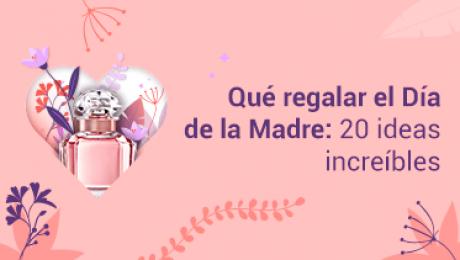 corazon con perfumes dentro para el día de la madre