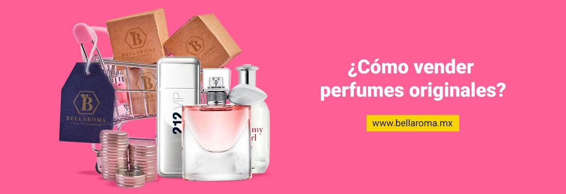 perfumes originales de diferentes marcas