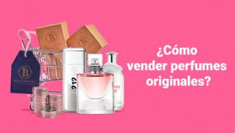 como vender perfumes originales consejos