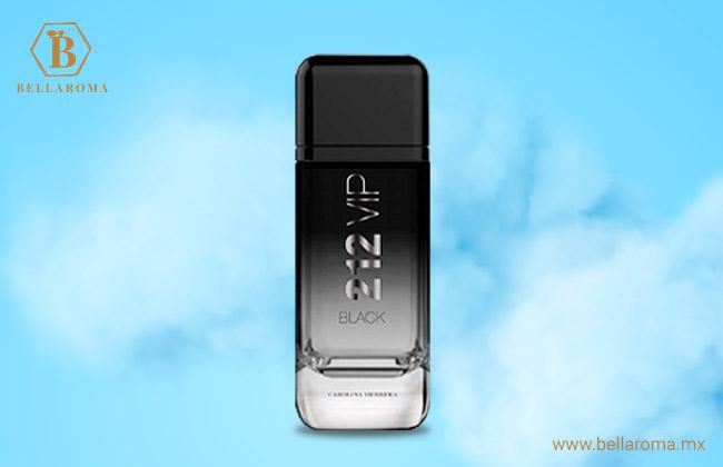 Perfume para hombre Carolina Herrera 212 VIP Black