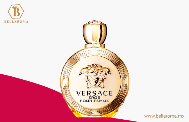 Perfume para mujer versace eros femme