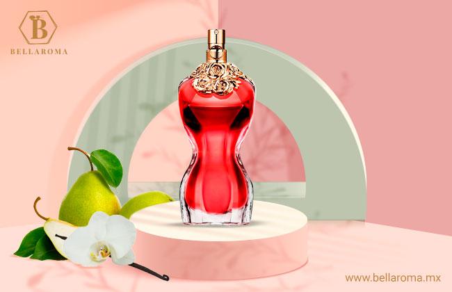 Frasco del perfume para mujer La Belle de Jean Paul Gaultier