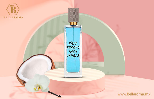 Frasco del perfume para mujer Indivisible de Katy Perry